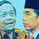 Jokowi Menolak, Mahfud MD Bilang PP Lockdown Sedang Disiapkan, Pemerintah Bingung atau Gimana?