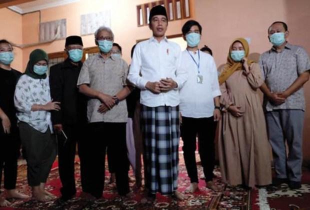 Ibundanya Meninggal Dunia, Jokowi Minta Jajaran Tetap di Jakarta Tangani Wabah Corona