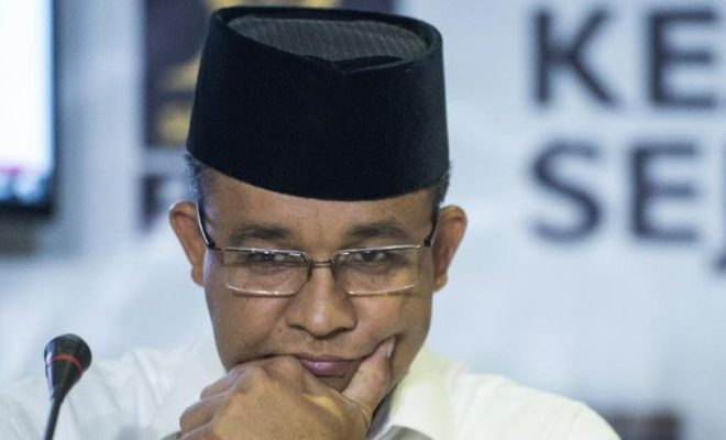Minta 'Restu' Karantina Wilayah Jakarta, Anies Kirim Surat ke Pusat