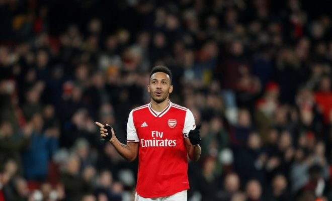 Segini Harga Aubameyang yang Dipatok Arsenal, Barcelona Siap Boyong?