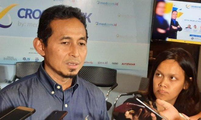 Politisi PKS Tantang Jokowi