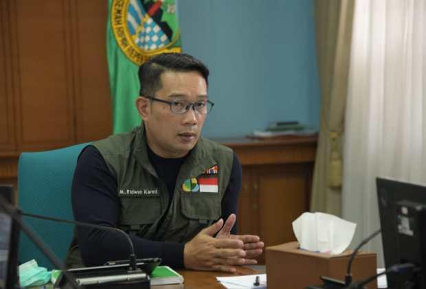 Ridwal Kamil Rela Sunat Gaji Gubernur dan PNS Jabar Demi Bantu Atasi Corona, Anies Baswedan Gimana?