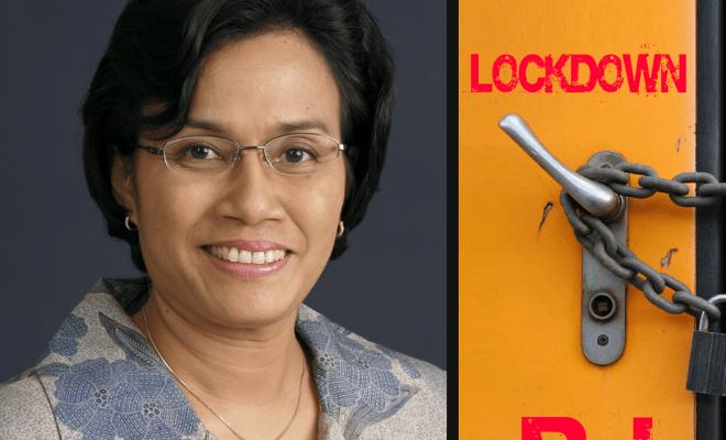 TIKTAK.ID - Soal Wacana RI Lockdown, Sri Mulyani: Anggaran Sudah Siap, Tapi....