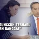 Saat Sri Mulyani Kagum dan Terharu Saksikan Ketegaran Jokowi: Kami Semua Bangga, Pak!