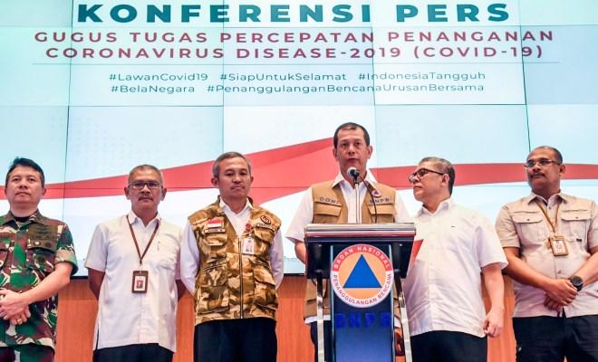 TIKTAK.ID - Jokowi Rombak Tim Gugus Tugas Covid-19, Sri Mulyani Digeser