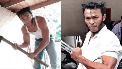 Wolverine Asal Indonesia