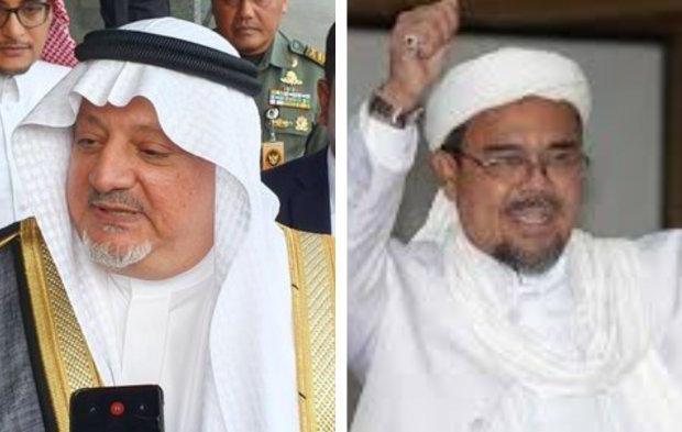 Saudi Minta RI Segera Pulangkan Jemaah Umrah 'Overstay', Termasuk Habib Rizieq?