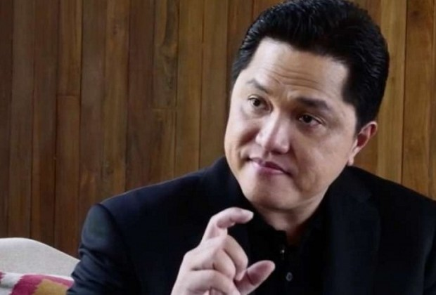 Erick Thohir Murka Usai Heboh Pasutri Belanja di Mal Pakai APD Lengkap