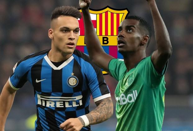 Barcelona Siap Boyong Alexander Isak Jika Gagal Dapatkan Lautaro Martinez