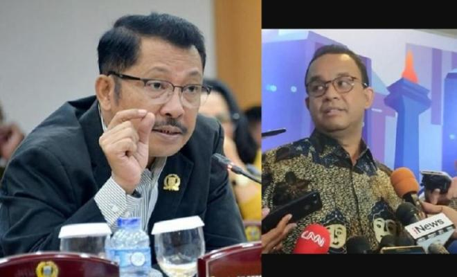PDIP Minta Anies Tidak Kompetisi Lawan Jokowi, Apa Maksudnya?