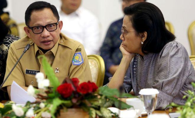 Jokowi Kantongi Nama Kepala Daerah yang Acuh Tangani Corona, Minta Menkeu dan Mendagri Lakukan ini Terhadap Mereka