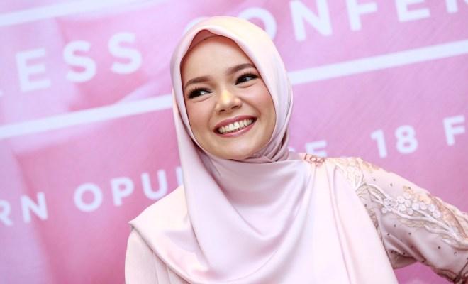 Makna Ramadan di Tengah Pandemi Corona Bagi Dewi Sandra