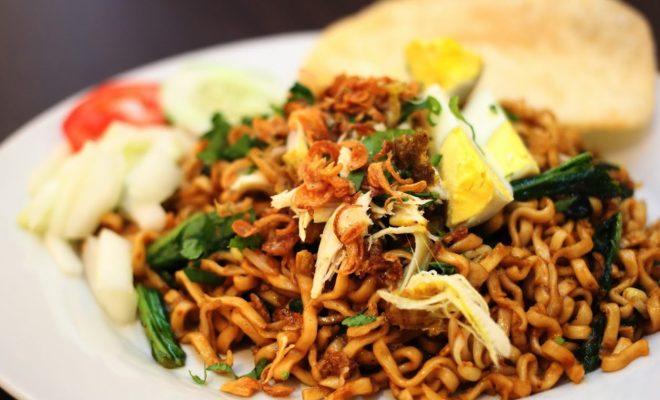 Mie Goreng Jawa, Makanan Khas Jogja Pembangkit Nostalgia