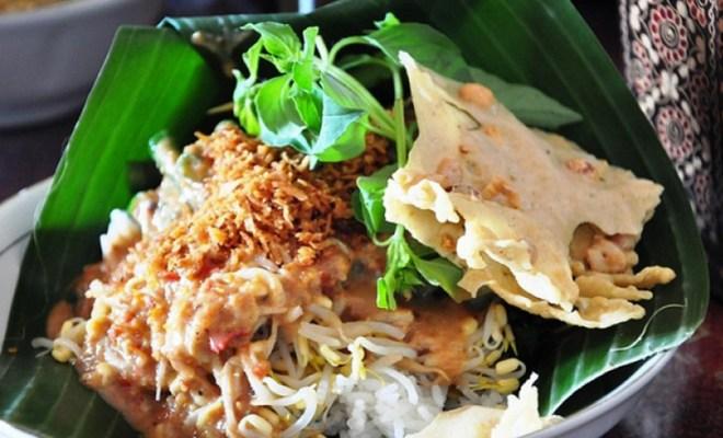 Resep dan Cara Membuat Nasi Pecel Khas Madiun