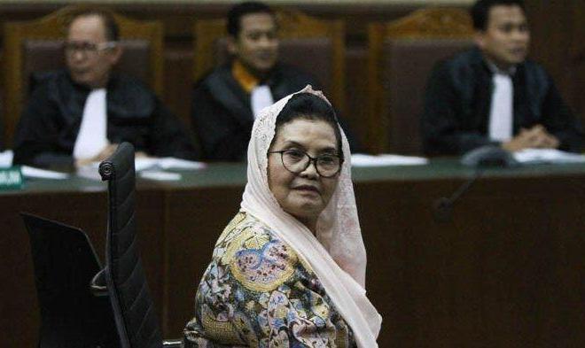 Puluhan Ribu Tanda Tangan Petisi 'Bebaskan Siti Fadhilah Supari' Mendadak Hilang Misterius Saat Dekati Angka 50 Ribu