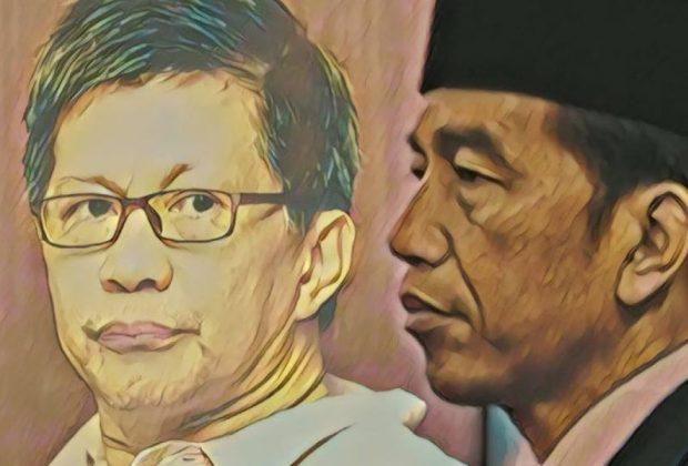 Soal Penanganan Corona, Apa Maksud Rocky Gerung Sebut Jokowi dan Trump Beda Soal Populisme, Tapi Sama Terkait Oligarki?