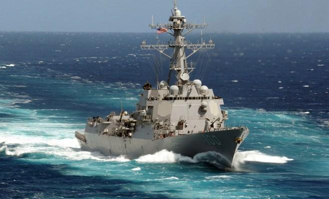 Hanya Selang Beberapa Hari dari Perintah Trump Serang Kapal Iran, Awak Kapal Perang AS Malah Kembali Diserang Corona