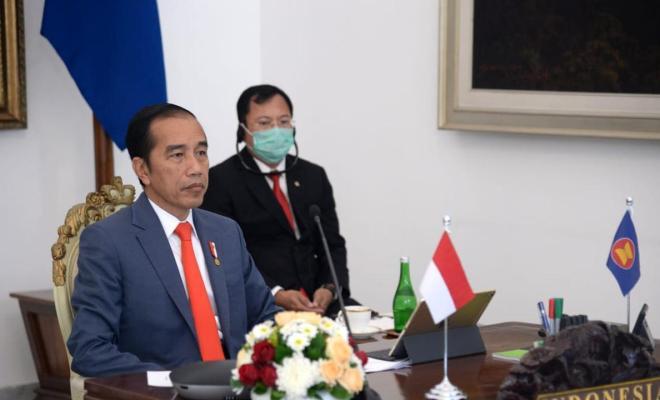 Yakin Wabah Corona di Indonesia Tuntas Akhir Tahun ini, Jokowi Pastikan Sektor Pariwisata 2021 Booming Lagi