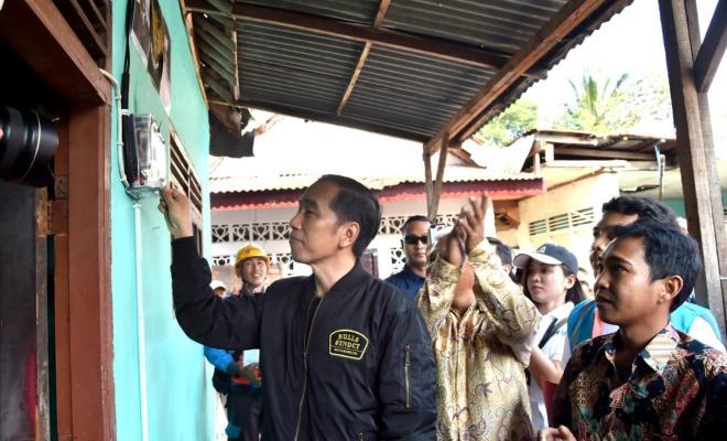 Berikut Cara Dapatkan Token Listrik Gratis dari Jokowi