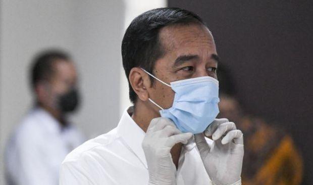 Jokowi dan WHO Imbau Masyarakat Pakai Masker di Tempat Umum, Cegah Penyebaran Corona