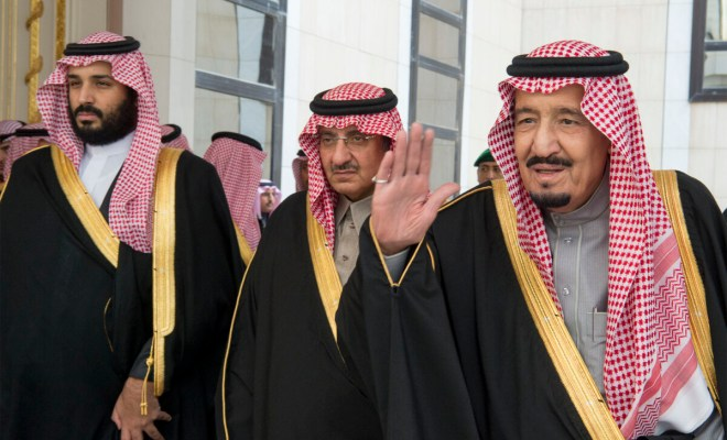 Saat Keluarga Kerajaan Saudi Diserang Corona, Raja dan Putra Mahkotanya Ngungsi Bersama Jauhi Istana