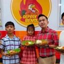 Ambil Untung Seribu Rupiah dari Geprek Bensu, Ruben Onsu: Niatnya Memang Ingin Buka Lapangan Pekerjaan