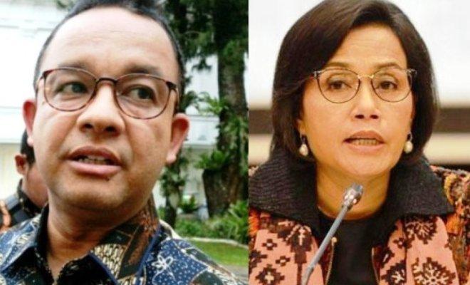 Heran Cara Nagih Pemprov DKI, Stafsus Sri Mulyani ke Anies: Tak Ada yang Mengemplang Utang!