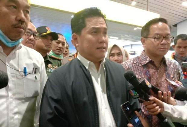 Erick Thohir Instruksikan Pegawai BUMN Di Bawah 45 tahun Kembali Ngantor