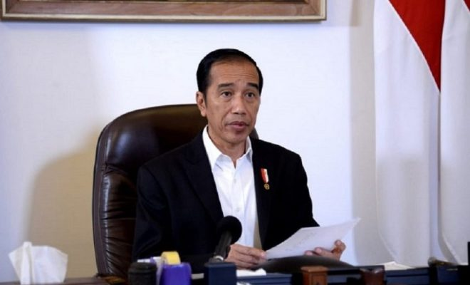 Jokowi Beri Kabar Gembira Soal Penanganan Covid-19 di Tanah Air