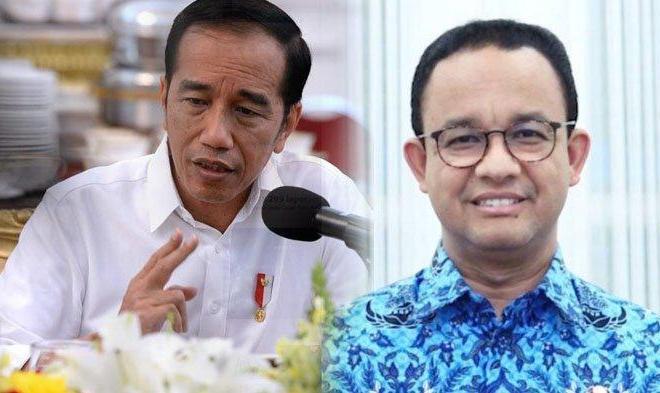Nada Suara Jokowi Tinggi Soal Relaksasi PSBB, Anies Tawarkan Gebrakan Lain untuk Warga Jakarta