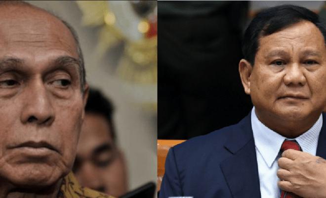 Prabowo Tidak Tinggalkan Kivlan Zen, Hanya Jaga Jarak karena Perhitungan Politik Tertentu