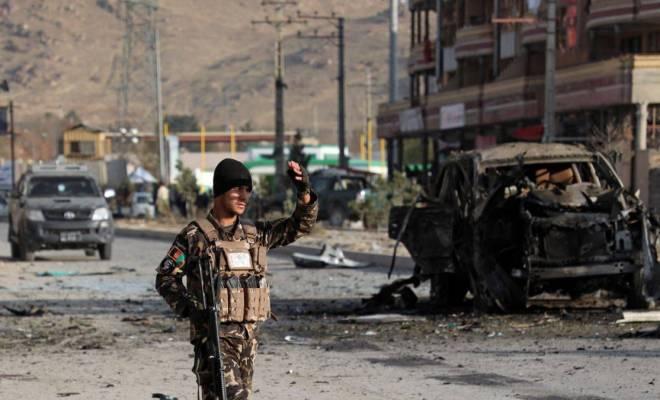 Ledakan Bom Mobil Dekat Kantor Intelijen Afghanistan Tewaskan 7 Orang