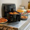 Masak dengan Air Fryer Lebih Sehat, Mitos atau Fakta?