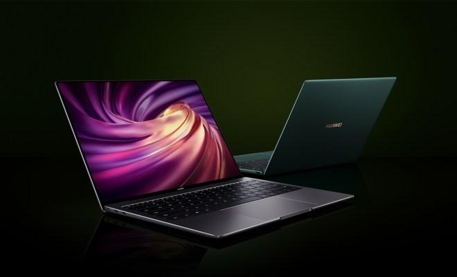 Huawei Rilis Laptop Premium, Harganya Ngeri