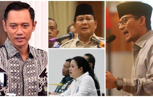 Sandiaga 'Buka Kartu' Saat Ditanya Pilih Duet Bareng Anies atau AHY di Pilpres 2024 Lawan Prabowo-Puan