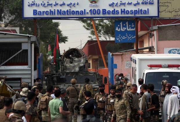 Serangan Teror ke Rumah Sakit di Afghanistan Tewaskan 16 Orang