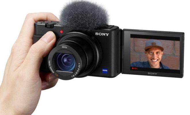 Sony Rilis Kamera ZV-1 untuk Vlogger