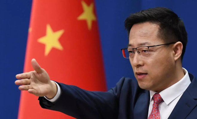 Beijing Kecam Upaya AS Sanksi China Akibat Wabah Covid-19