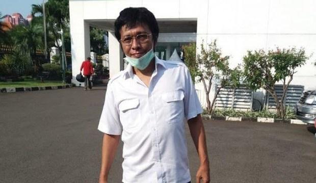 Adian Napitupulu Bertemu Jokowi 1 Jam Lebih di Istana, Ada Apa?