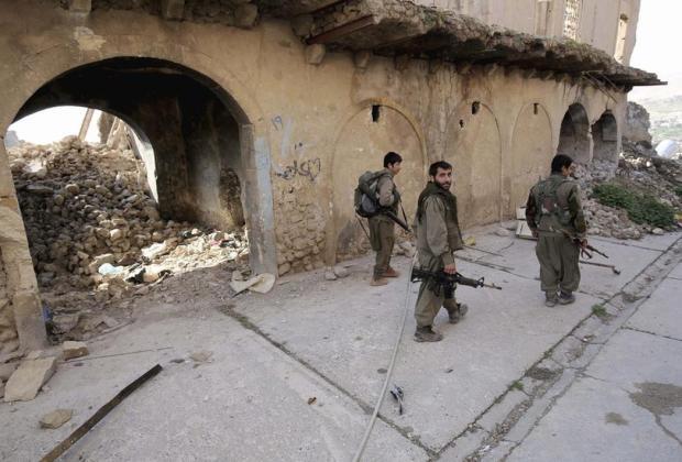 Baghdad Protes Keras Serangan Turki ke Kurdi di Irak