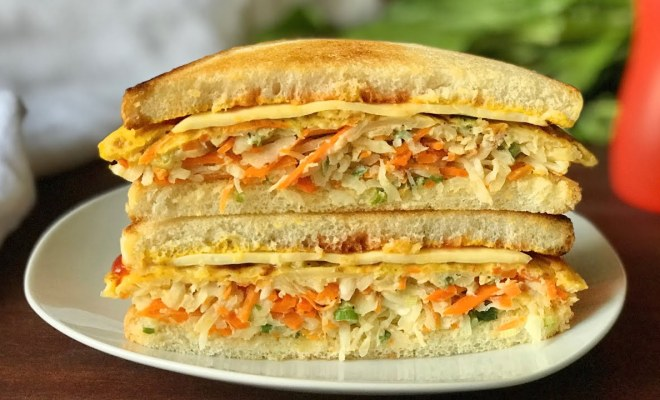 Biar Gak Bosan, Coba Resep Gilgeori Jeonji, Sandwich Telur Khas Korea ini untuk Sarapan