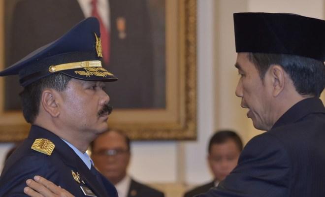 Siapa Kepala Staf Angkatan yang Bakal Dipilih Jokowi sebagai Panglima TNI Berikutnya?