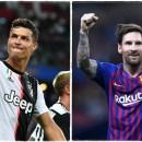 Raih Predikat Atlet Berpendapatan Tertinggi Majalah Forbes, Ronaldo Kalahkan Messi