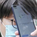 Termometer Pengukur Suhu Tubuh Ada di Smartphone ini