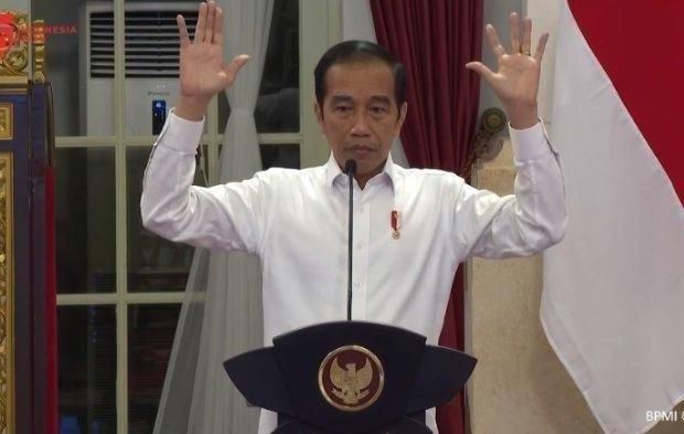 Marah Besar, Jokowi Ancam Reshuffle Kabinet Bahkan Bubarkan Lembaga Penting di Tengah Pandemi Covid-19