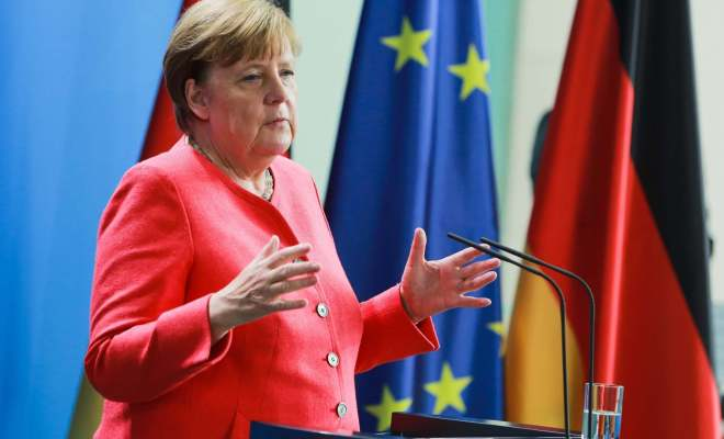 Merkel: Uni Eropa Mesti Siap Hadapi Kemungkinan AS Tak Punya Pengaruh Lagi dalam Skala Global