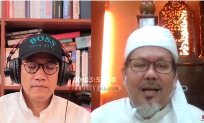 Heboh! Tengku Zulkarnain Ogah Bantu Ma'ruf Selama Ada Jokowi, Baru Mau Bantu Kalau Jokowi Wafat