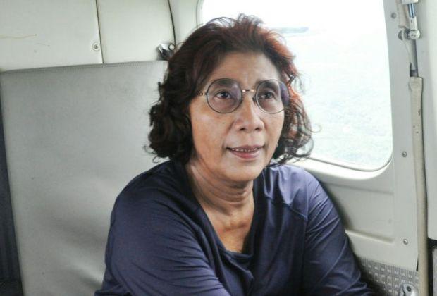 Susi Air PHK Karyawan Imbas Corona, Susi Pudjiastuti: Situasi Memang Tidak Memungkinkan