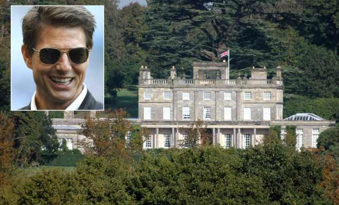 Terungkap, Markas Scientology Inggris Jadi Tempat Tom Cruise Isolasi Diri Saat Pandemi Corona