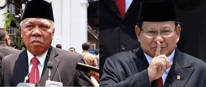 Siapa Menteri yang Kelola Aset Paling Besar, Basuki atau Prabowo?